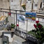 la tomba dove è sepolta RIta Atria